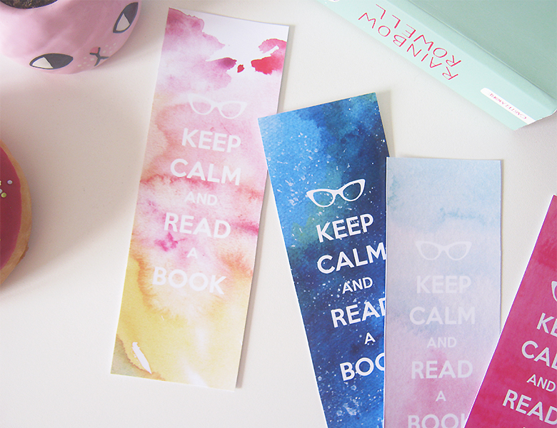 marque-page-keep-calm-and-read-a-book-2