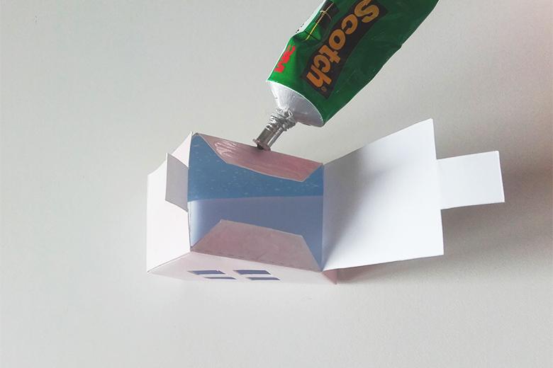 maison-papier-noel-7