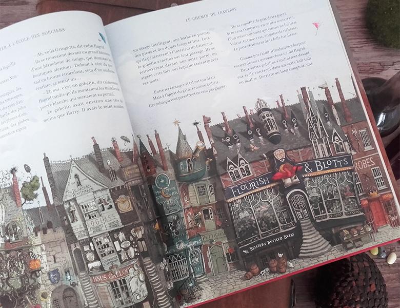 Lecture Harry Potter Illustre Par Jim Kay La Parenthese