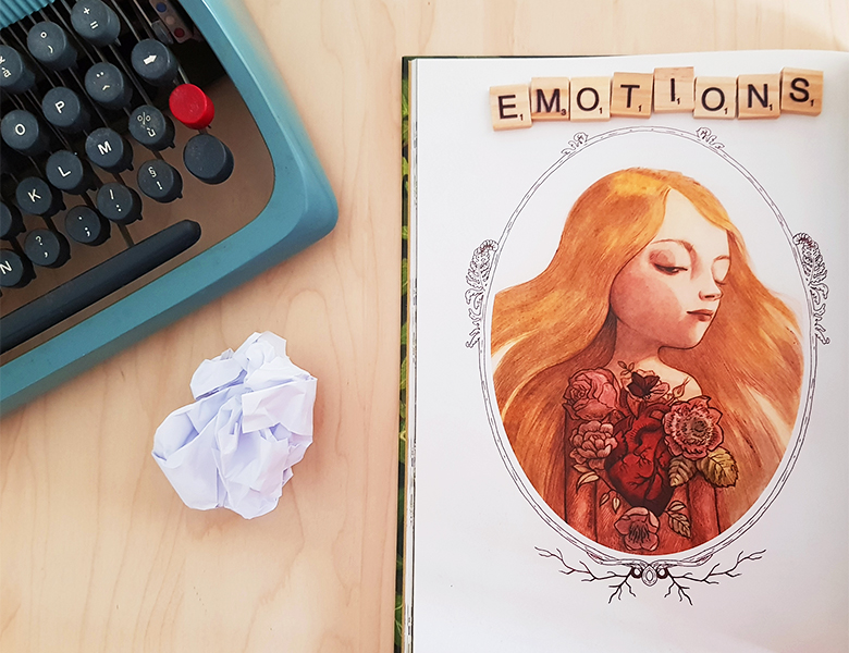 Ecrire les émotions des personnages